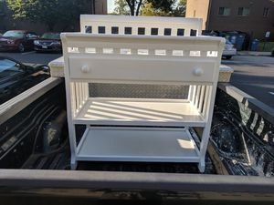 Delta Baby Changing Table for Sale in Laurel, MD