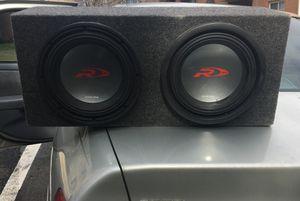 """Alpine Type R 10"""" Subs for Sale in Fairfax, VA"""
