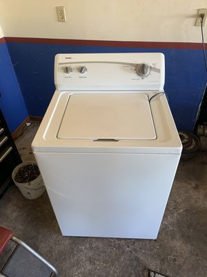 Kenmore washer and matching dryer for Sale in Oklahoma City, OK
