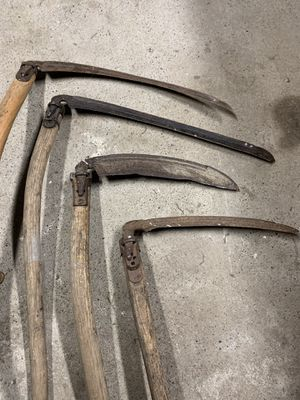 Scyth set of 4 for Sale in Bow, WA