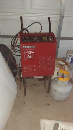 Robinair freon recovery machine for Sale in Murfreesboro,  TN