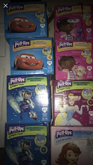 Huggies Pull Ups for Sale in New York, NY