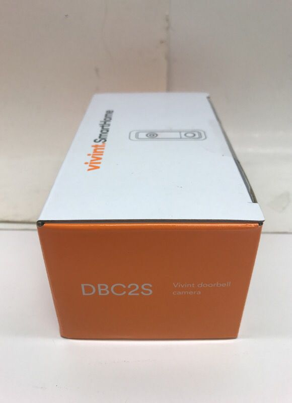 Vivint Doorbell Camera DBC2S for Sale in Fort Lauderdale, FL - OfferUp