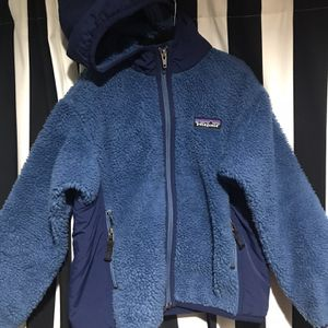 Patagonia Kids Retro Pile Hooded Jacket for Sale in Santa Ana, CA