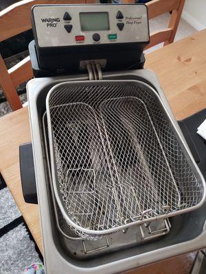 Waring pro deep fryer for Sale in Falls Church, VA