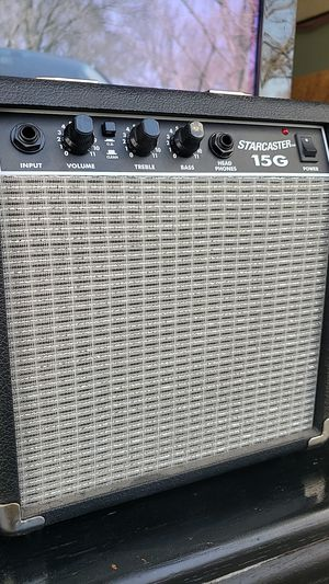 Starcaster Guitar small Amp for Sale in Overland Park, KS