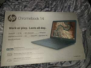 Hp chromebook 14 for Sale in Whittier, CA
