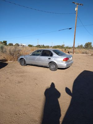 97 honda civic ex para partes for parts only for Sale in Victorville, CA