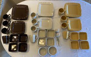 Longaberger Rare Dish Set -56 pieces for Sale in Phoenix, AZ