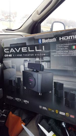 Wireless home theater system for Sale in McFall, MO