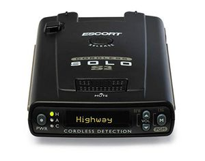 Solo s3 escort police scanner for Sale in San Diego, CA