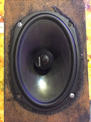 Memphis Audio 6x9 for Sale in Weslaco, TX