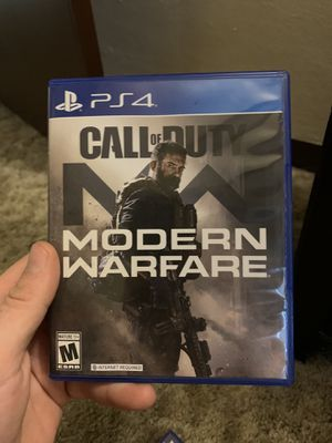 Call of Duty Modern Warfare PS4 for Sale in Tallmadge, OH