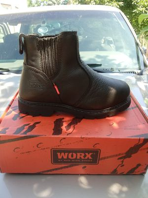 Work boots for Sale in Waukegan, IL