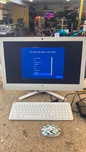 Hp all in one desktop 1 tb 8gb ram for Sale in Newport News, VA