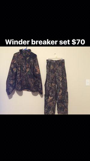 WINDBREAKER SET for Sale in North Springfield, VA