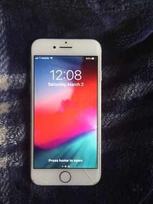 Silver iPhone 7 for Sale in Boston, MA