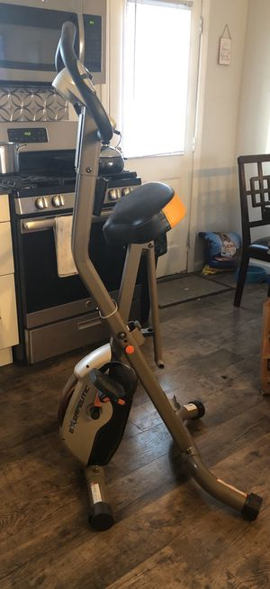 Exerpeutic Collapsable Exercise Bike for Sale in Mastic, NY