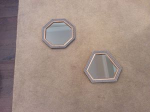 Two small wall mirrors for Sale in Fircrest, WA
