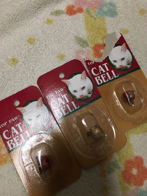 Top paw brand cat bells for Sale in Washington, DC