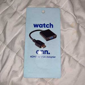 Onn Watch HDMI VGA adapter brand new for Sale in Lakewood, CA