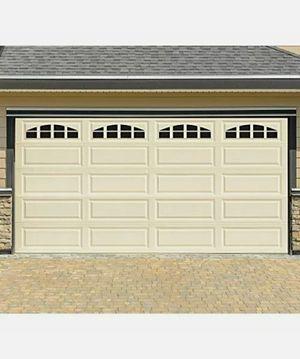 Household Essentials 232 Magnetic Faux Garage Door Windows | 32 Pieces for Double Car Steel Garage Door| Black for Sale in Hamburg, NY