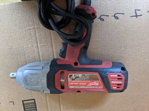 Milwaukee Electric Impact WRENCH for Sale in Victorville, CA