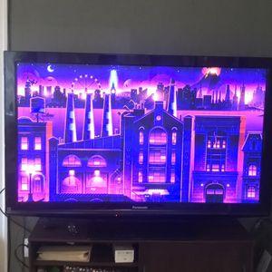 55 Inch Panasonic HD TV for Sale in Seattle, WA