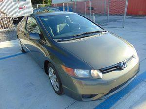 2006 Honda Civic Cpe for Sale in Jacksonville, FL