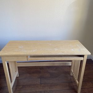 Free Wood Table for Sale in Pleasanton, CA