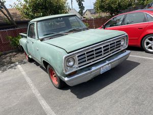 1970 Dodge D100 for Sale in Tacoma, WA
