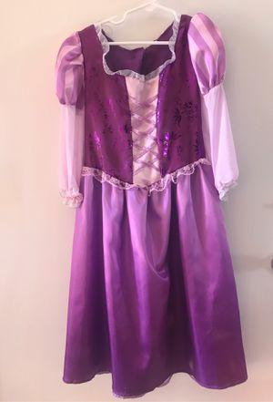 Rapunzel Costume Play Dress for Sale in Glendale, AZ