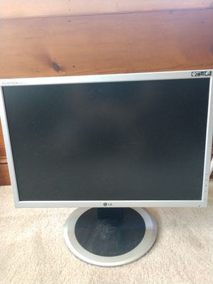 """19"""" LG widescreen monitors for Sale in Peabody, MA"""