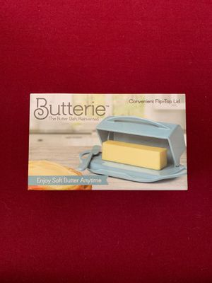 Butter dish for Sale in Corona, CA