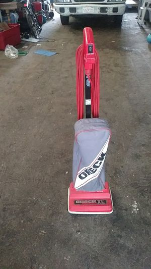 Oreck Commercial Vacuum Cleaner for Sale in Stockton, CA