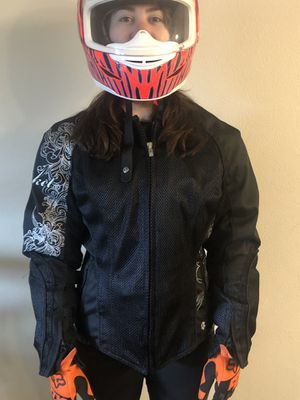 Women's motorcycle riding gear for Sale in Portland, OR