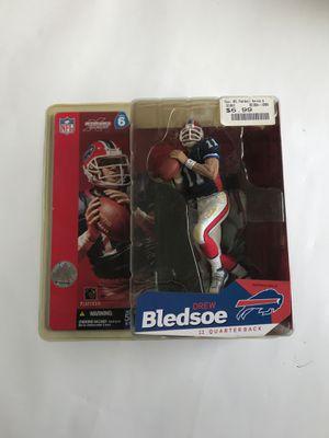 2003 Series 6 Drew Bledsoe Buffalo Bills Quarterback McFarlane action Figure for Sale in Portland, OR