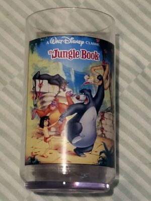 Walt Disney junglebook cup for Sale in Sugar Hill, GA