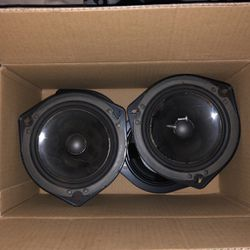 4 20w Car Speakers 6'5 Inches for Sale in Woodburn,  OR