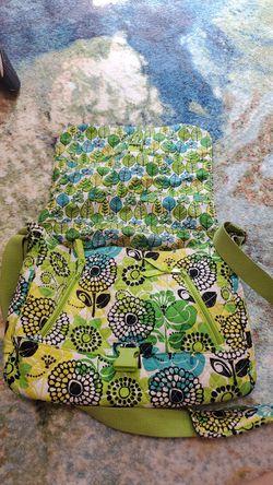 Verabradley messenger bag green for Sale in Pittsburgh,  PA