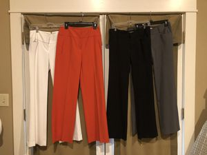 Dress Slacks $20 per or $ 30 for two/Size 2 & 4 for Sale in Franklin, TN