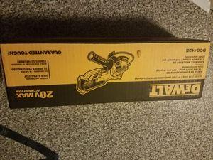 Dewalt grinder 20v for Sale in Manassas Park, VA