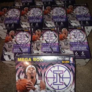NBA illusions blasters. mega not included for Sale in SeaTac, WA
