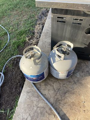 Propane Tanks for Sale in Grand Prairie, TX