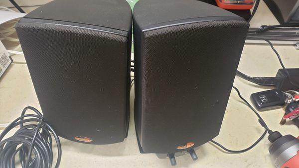 Klipsch promedia speakers only