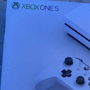 XBOX one S BRAND NEW for Sale in Boca Raton, FL