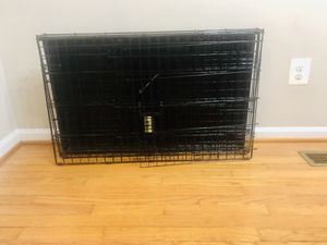 """Top paw 36"""" dog crate with double doors for Sale in Bristow, VA"""