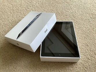 """Apple iPad -4 (Wi-fi with Interest access) Excellent Condition,""""as LikE neW"""" for Sale in VA,  US"""