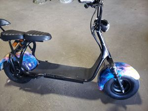 Big Tire Scooter's for Sale in Richmond, VA