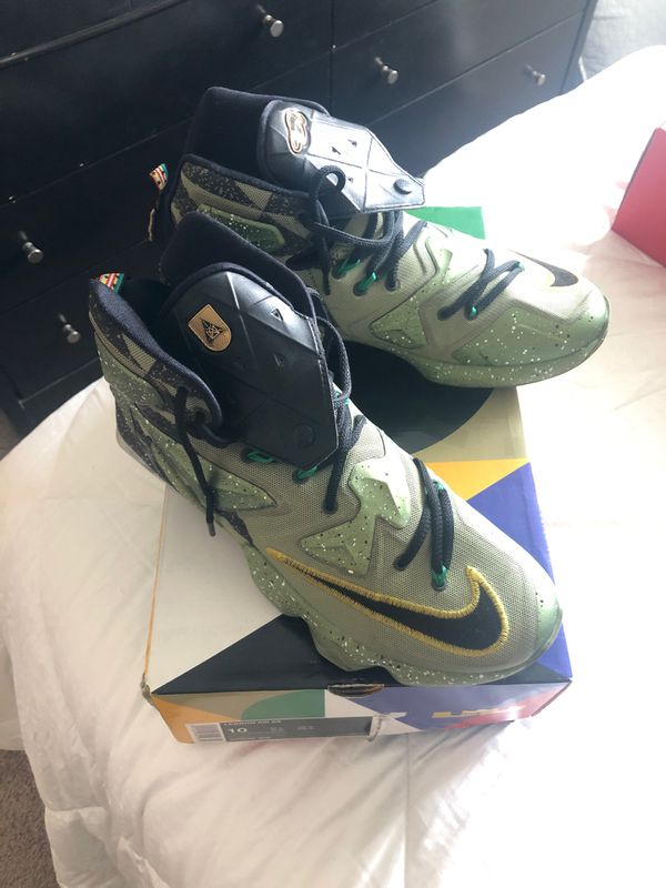 LeBron XIII All-Star Sz 10 VNDS